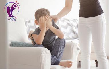 كيفية التعامل مع الطفل العنيد العصبي