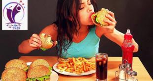 زيادة الوزن والحجر الصحي وأهم الأكلات للحد من التوتر