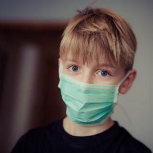 الأطفال وفيروس كورونا