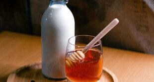 فوائد واضرار خلط الحليب والعسل