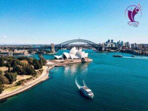 طرق السفر الى استراليا 2021